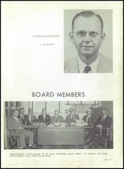 Page 13, 1959 Edition, Center High School - Tiger Yearbook (Waycross, GA) online yearbook collection