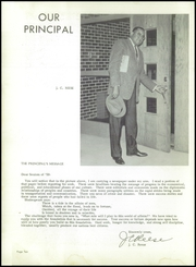 Page 14, 1959 Edition, Center High School - Tiger Yearbook (Waycross, GA) online yearbook collection