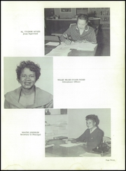 Page 15, 1959 Edition, Center High School - Tiger Yearbook (Waycross, GA) online yearbook collection