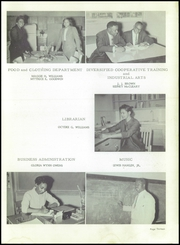 Page 17, 1959 Edition, Center High School - Tiger Yearbook (Waycross, GA) online yearbook collection