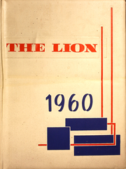 Page 1, 1960 Edition, South Fulton High School - Lion Yearbook (East Point, GA) online yearbook collection