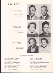Page 13, 1960 Edition, South Fulton High School - Lion Yearbook (East Point, GA) online yearbook collection