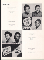 Page 17, 1960 Edition, South Fulton High School - Lion Yearbook (East Point, GA) online yearbook collection
