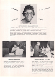 Page 8, 1960 Edition, South Fulton High School - Lion Yearbook (East Point, GA) online yearbook collection