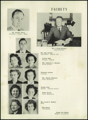Page 10, 1948 Edition, Summerville High School - Sequoyah Yearbook (Summerville, GA) online yearbook collection