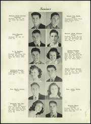 Page 14, 1948 Edition, Summerville High School - Sequoyah Yearbook (Summerville, GA) online yearbook collection