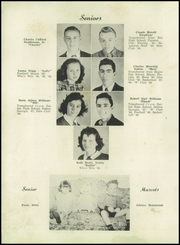Page 16, 1948 Edition, Summerville High School - Sequoyah Yearbook (Summerville, GA) online yearbook collection