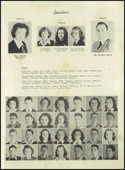 Page 17, 1948 Edition, Summerville High School - Sequoyah Yearbook (Summerville, GA) online yearbook collection