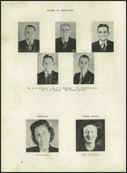Page 8, 1948 Edition, Summerville High School - Sequoyah Yearbook (Summerville, GA) online yearbook collection