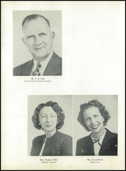 Page 12, 1949 Edition, Summerville High School - Sequoyah Yearbook (Summerville, GA) online yearbook collection