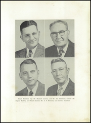 Page 13, 1949 Edition, Summerville High School - Sequoyah Yearbook (Summerville, GA) online yearbook collection