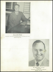 Page 14, 1949 Edition, Summerville High School - Sequoyah Yearbook (Summerville, GA) online yearbook collection