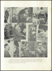 Page 17, 1949 Edition, Summerville High School - Sequoyah Yearbook (Summerville, GA) online yearbook collection