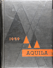 Page 1, 1959 Edition, Sylvester High School - Aquila Yearbook (Sylvester, GA) online yearbook collection