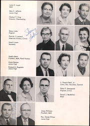 Page 14, 1959 Edition, Sylvester High School - Aquila Yearbook (Sylvester, GA) online yearbook collection