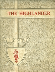 Page 1, 1955 Edition, Darien High School - Highlander Yearbook (Darien, GA) online yearbook collection