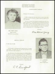 Page 11, 1955 Edition, Darien High School - Highlander Yearbook (Darien, GA) online yearbook collection