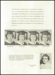 Page 9, 1955 Edition, Darien High School - Highlander Yearbook (Darien, GA) online yearbook collection