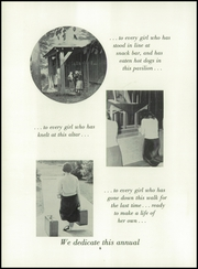 Page 10, 1958 Edition, Vashti School - Lady Yearbook (Thomasville, GA) online yearbook collection