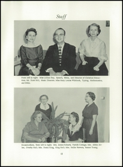 Page 16, 1958 Edition, Vashti School - Lady Yearbook (Thomasville, GA) online yearbook collection