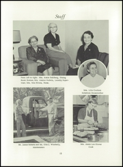 Page 17, 1958 Edition, Vashti School - Lady Yearbook (Thomasville, GA) online yearbook collection