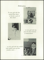 Page 8, 1958 Edition, Vashti School - Lady Yearbook (Thomasville, GA) online yearbook collection