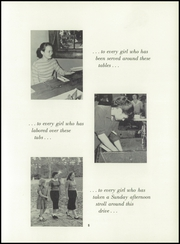 Page 9, 1958 Edition, Vashti School - Lady Yearbook (Thomasville, GA) online yearbook collection