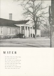 Page 11, 1945 Edition, Milner High School - Top Notcher Yearbook (Milner, GA) online yearbook collection