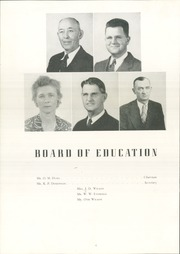 Page 12, 1945 Edition, Milner High School - Top Notcher Yearbook (Milner, GA) online yearbook collection