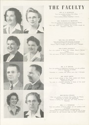 Page 13, 1945 Edition, Milner High School - Top Notcher Yearbook (Milner, GA) online yearbook collection