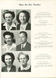 Page 11, 1946 Edition, Milner High School - Top Notcher Yearbook (Milner, GA) online yearbook collection