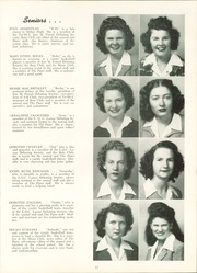 Page 15, 1946 Edition, Milner High School - Top Notcher Yearbook (Milner, GA) online yearbook collection