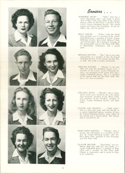Page 16, 1946 Edition, Milner High School - Top Notcher Yearbook (Milner, GA) online yearbook collection