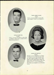 Page 15, 1965 Edition, Yatesville High School - Yellow Jacket Yearbook (Yatesville, GA) online yearbook collection