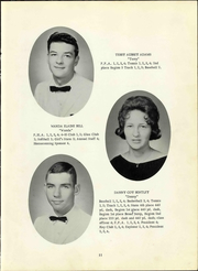 Page 17, 1965 Edition, Yatesville High School - Yellow Jacket Yearbook (Yatesville, GA) online yearbook collection