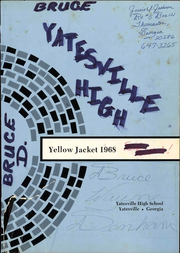 Page 7, 1968 Edition, Yatesville High School - Yellow Jacket Yearbook (Yatesville, GA) online yearbook collection
