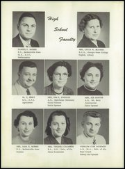 Page 10, 1957 Edition, Western High School - Colossus Yearbook (Newnan, GA) online yearbook collection