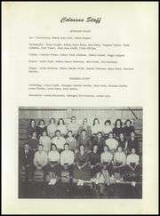 Page 13, 1957 Edition, Western High School - Colossus Yearbook (Newnan, GA) online yearbook collection