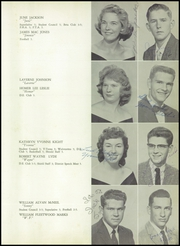 Page 15, 1960 Edition, Dudley M Hughes Vocational School - Shield Yearbook (Macon, GA) online yearbook collection