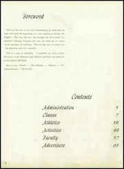 Page 6, 1960 Edition, Dudley M Hughes Vocational School - Shield Yearbook (Macon, GA) online yearbook collection