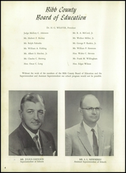 Page 8, 1960 Edition, Dudley M Hughes Vocational School - Shield Yearbook (Macon, GA) online yearbook collection