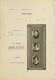 Page 17, 1922 Edition, Tubman High School - Maids and a Man Yearbook (Augusta, GA) online yearbook collection