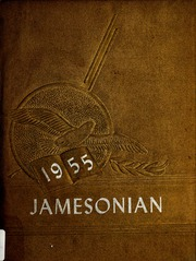 1955 Edition, James High School - Jamesonian Yearbook (Statesboro, GA)