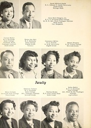 Page 10, 1956 Edition, James High School - Jamesonian Yearbook (Statesboro, GA) online yearbook collection