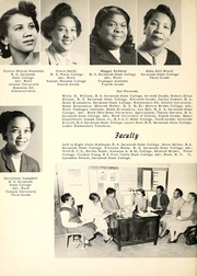 Page 12, 1956 Edition, James High School - Jamesonian Yearbook (Statesboro, GA) online yearbook collection