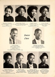 Page 13, 1956 Edition, James High School - Jamesonian Yearbook (Statesboro, GA) online yearbook collection
