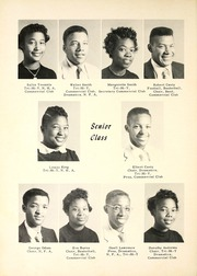 Page 14, 1956 Edition, James High School - Jamesonian Yearbook (Statesboro, GA) online yearbook collection