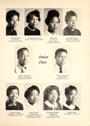 Page 15, 1956 Edition, James High School - Jamesonian Yearbook (Statesboro, GA) online yearbook collection