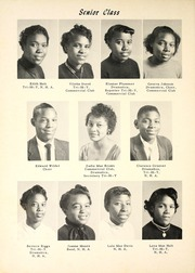 Page 16, 1956 Edition, James High School - Jamesonian Yearbook (Statesboro, GA) online yearbook collection