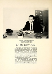 Page 8, 1956 Edition, James High School - Jamesonian Yearbook (Statesboro, GA) online yearbook collection